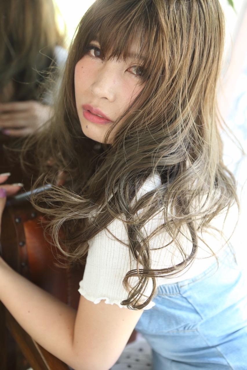 【Soar】レッドレス・グレージュカラー ローレイヤースタイル♪